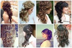 Effortless Chic #Wedding #Hairstyle