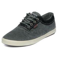 Faux Suede Trim Sneakers from #YesStyle <3 yeswalker YesStyle.com