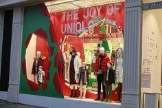 "UNIQLO, London, UK, ""The Joy of Uniqlo"", photo by Jonathan Baker, pinned by Ton van der Veer"