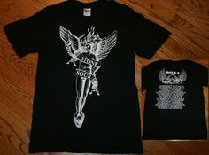 STONE SOUR 2011 Concert tour T-Shirt Men's Small  #Gildan #GraphicTee