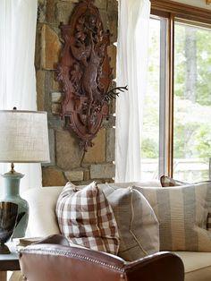 Interiors - James Farmer, III - 2013 Cashiers Designer Showhouse