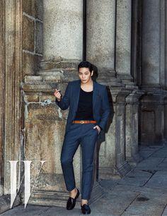 Joo Won - W Magazine April Issue '15