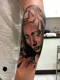 Madonna Tattoo