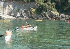 Kayak in Maratea