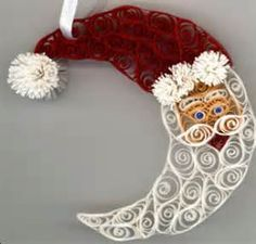 Free Christmas Quilling Patterns - Bing Images