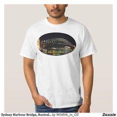 Shop Luna Park - Sydney, Australia T-Shirt created by Wildlife_in_OZ. Luna Park Sydney, Sydney Australia, Sydney Harbour Bridge, Colorful Shirts, Fitness Models, Bag, Mens Tops, T Shirt, Opera House