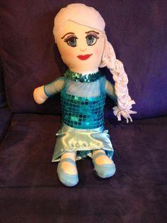 Elsa doll frozen