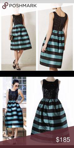9ed575c3229f Anthropologie Leifsdottir Starlit Dress 4 Xmas