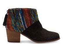 Our TOMS booties that will be here this week!! Have had many people asking about TOMS! These two styles should arrive in the next day or two..128.00 and 98.00 #TOMS #BOOTS #leatherboots #basics #tomsoneforone #wynkstyle #wynkboutique #nebraska