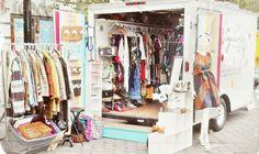 Vagabondia Vintage  | Find a Fashion Truck | #fashiontrucks #mobileboutiques #FFT