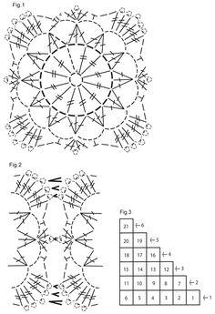 Liberty / DROPS 119-11 - Modèles crochet gratuits de DROPS Design