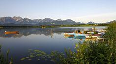 Hopfensee, Hopfen am See, Bavaria, Germany by Franz Fotografer on 500px #franzfotografer #500px