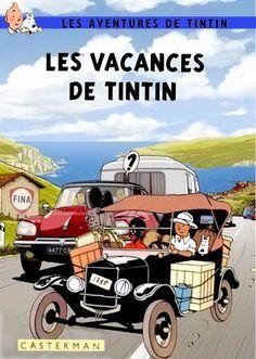 Les Vacances de Tintin.