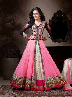 Bollywood Indian Designer Pakistani Anarkali Salwar kameez Partywear EID 2329 22 #Namaskarstore #AnarlaliSalwarKameez