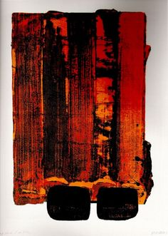 Pierre Soulages                                                                                                                                                                                 Plus