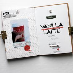 Latte - TN Spread by JustMel at @studio_calico