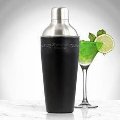 Swirl Design Personalised Luxury Cocktail Shaker