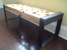 SandDrift Bench by ModernDrift on Etsy, $625.00