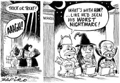 Halloween in South Africa - Trick or Treat? published in Sunday Times on 2 Nov 2014