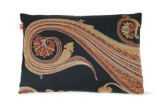 Maharam DWR Pillow in <i>Massive Paisley</i>