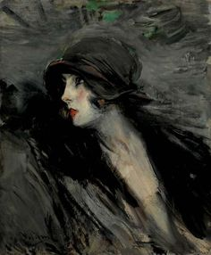 Ritratto di Suzy by Giovanni Boldini ca. 1925