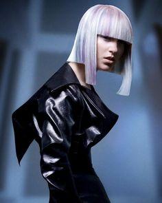"""""""Virtualist"""" Photo by BABAK Hair: Dimitrios Tsioumas"""