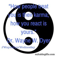 #WayneDyerWednesday www.suitablegifts.com #waynedyer #drwaynedyer #inspiration #quotes #motivation #meditation #yoga #love #spirituality #gratitude #suitablegifts #hayhouse