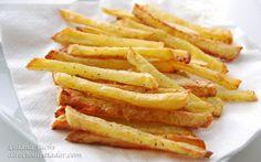 No hay duda de que las patatas son un producto muy socorrido para preparar guarniciones que acompañen a casi cualquier comida, especialmente fritas, pues gus...