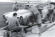 Gettin it Done. Early Ghia Production.