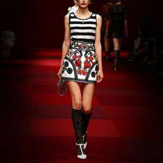 Spring-Summer-2015-fashion-trends-Dolce-and-Gabbana-passementerie-sacred-heart-skirt