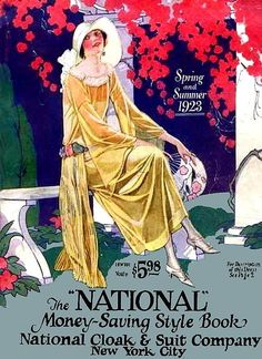 National Money-Saving Style Book Spring and Summer 1923