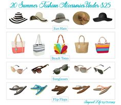 20 Summer Fashion Ac