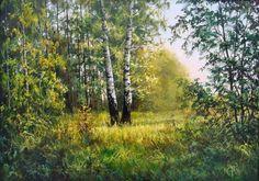 Работы художника Елены Покушевой. Часть 1. (26 фото)