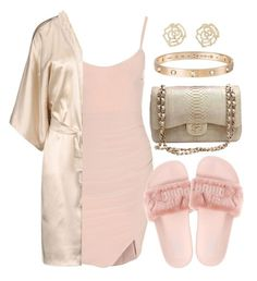"""Sweet dreams."" by cheerstostyle ❤ liked on Polyvore featuring STELLA McCARTNEY, Charlotte Russe, Cartier and Chanel"