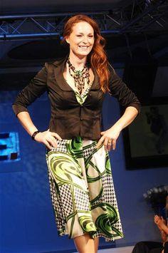Markéta Hrubešová - Quelle Fashion Show