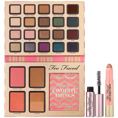 Too faced makeup set