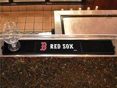 "MLB - Boston Red Sox Drink Mat 3.25""""""""x24"""""""" (14037)"