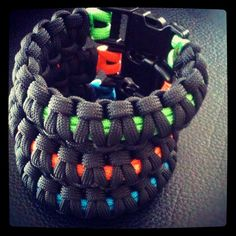 Custom Rugged Band (Paracord Bracelet)
