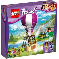 Brand new LEGO Friends 41097 Doki Doki air balloon block From JAPAN. Lego Friends Sets, Friends Hot, Lego Store, Toy Store, Lego For Sale, Best Lego Sets, New Kids Toys, Building Blocks Toys, Buy Lego