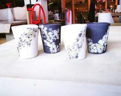 My new ceramic cups