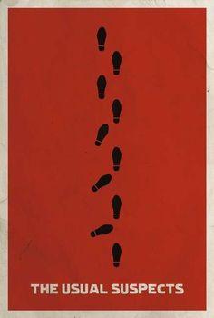 Minimalist Movie Art : Minimalist Movie Posters