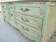 A Bit O' Whimsy: Verdigris Tutorial - Very Cool!
