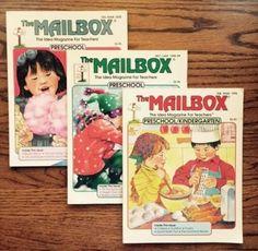 mailbox preschool magazine 1000 ideas about mailbox magazine on 318