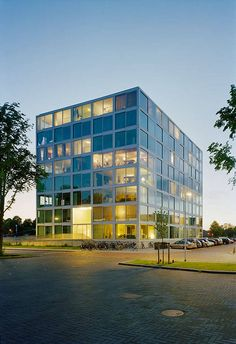 Atriumtower Hiphouse Zwolle / Atelier Kempe Thill