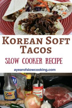 Tastes like a Food Truck's tacos! I love this recipe so very much! Use a beef chuck or rump roast.