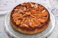 Cheesecake de melocotón y vainilla