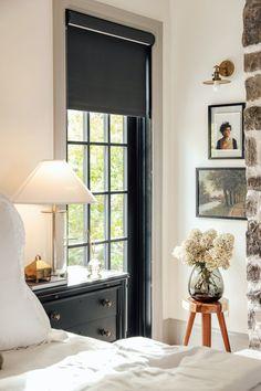 Home Bedroom, Bedroom Decor, Bedrooms, Casual Bedroom, Master Bedroom, Bedroom Lighting, Modern Bedroom, Bedroom Ideas, Window Coverings
