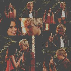 #austinandally #laura #marano #ross #lynch #youcancometome