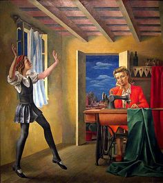 Primeros pasos (1936), de Antonio Berni