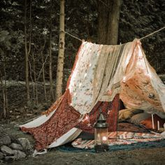 Gypsy camp out
